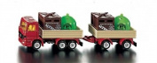 Recycling Lorry Die-Cast Metal Super Series