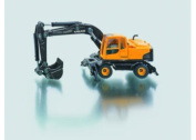 Siku 1887 Mobile Excavator Assorted Colours
