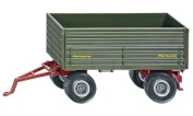 2 Axled-Tipping Trailer - 1:50 Scale