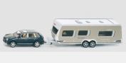 Siku - Car with Caravan Super Series