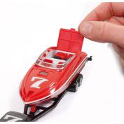 Siku 2543 - Car with Motorboat Super Series