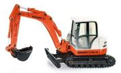 Siku 1:50 Schaeff Crawler Excavator