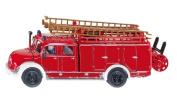 Siku 1:50 Magirus Auxiliary Fire Tender