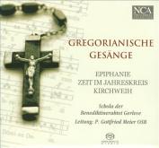 """Gregorianische Ges""""nge"""