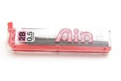 Pentel Hi Polymer AIN Leads 2B - 0.5mm 2B - BX10