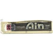Pentel Hi Polymer AIN Leads 2B - 0.9mm 2B