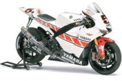 Tamiya 1/12 Yamaha YZR M1 - Valencia white # 14105