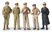 WWII Famous General Set - 1:48 Military - Tamiya