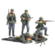 Military Minatures German Infantry Set French Campaign - 1:35 Scale Military - Tamiya