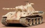 German Panther Medium Tank - 1:35 Scale Military - Tamiya