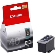 CANON Ink Cartridge PG40 Black Inkjet 195 pages