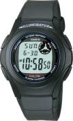 Casio Digital Mens Watch F200W-1A