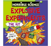 Horrible Science - Explosive Experiments The Kit -