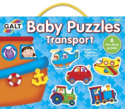 Puzzle - Baby Puzzles - TRANSPORT - Galt