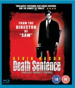 Death Sentence [Region 1] [Blu-ray]
