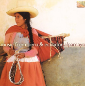 Flutes & Panpipes Of The Andes