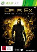 Xbox360 Deus Ex Human Revolution