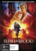 Flesh + Blood [Region 4]