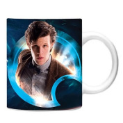 Doctor Who Eleventh Doctor Matt Smith Mug