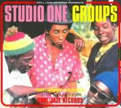 Soul Jazz Records Presents Studio One Groups