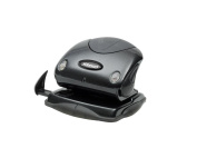 Premium 2 Hole Punch Small Black