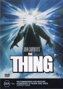 The Thing (1982)  [Regions 2,4]