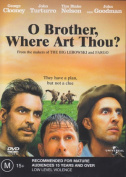 O Brother, Where Art Thou? [Regions 2,4]