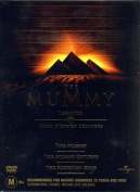 The Mummy / The Mummy Returns / The Scorpion King  [5 Discs] [Region 4]
