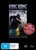 King Kong 2005 Collector's Edition  [2 Discs] [Region 4]