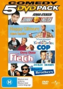 Comedy Value Pack 2  [5 Discs] [Region 4]