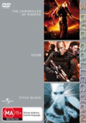 The Chronicles of Riddick / The Chronicles of Pitch Black / Doom [Region 4]
