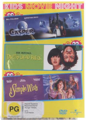 A Simple Wish / Casper / Drop Dead Fred