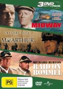 MacArthur / Midway / Raid on Rommel [Region 4]