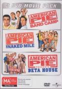 American Pie Band Camp/ American Pie Naked Mile/AP Bet [Region 4]
