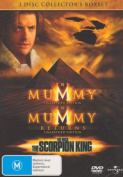 The Mummy / The Mummy Returns / The Scorpion King [Region 4]