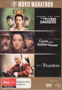House Flying Dagger/Curse Golden Flower/Fearless O Ring