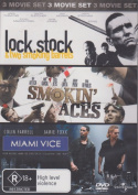 Lock, Stock and Two Smoking Barrels / Smokin' Aces / Miami Vice [Region 4]