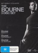 The Bourne Trilogy  [Region 4]