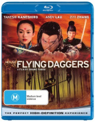 House of Flying Daggers [Region B] [Blu-ray]