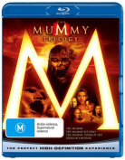 The Mummy Trilogy (The Mummy / The Mummy Returns / The Mummy [3 Discs] [Region B] [Blu-ray]