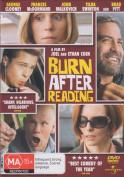Burn After Reading [Region 4]
