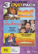 Harry and the Hendersons  / The Little Rascals / The Borrowers [Region 4]