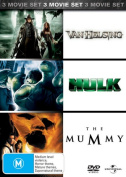 Hulk / The Mummy / Van Helsing [Region 4]