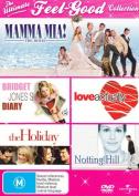 Bridget Jones's Diary / Love Actually / Mamma Mia! / Notting Hill / The Holiday [Region 4]
