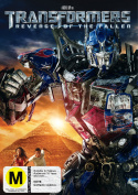 Transformers 2 - Revenge Of The Fallen [Region 4]