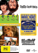 Drop Dead Fred / Harry and the Hendersons [Region 4]