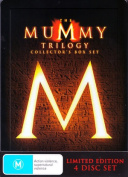 The Mummy Trilogy (The Mummy  / The Mummy Returns  / The Mummy [4 Discs] [Region 4]
