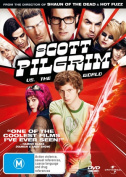 Scott Pilgrim vs The World [Region 4]