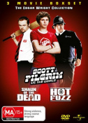 Hot Fuzz / Scott Pilgrim vs The World / Shaun of the Dead [Region 4]