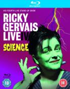 Ricky Gervais [Region 1] [Blu-ray]